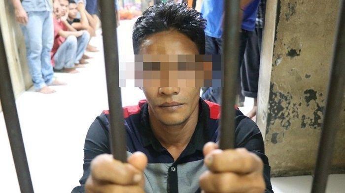 Pria yang diduga merudapaksa seorang gadis di Aceh Utara sampai pendarahan.