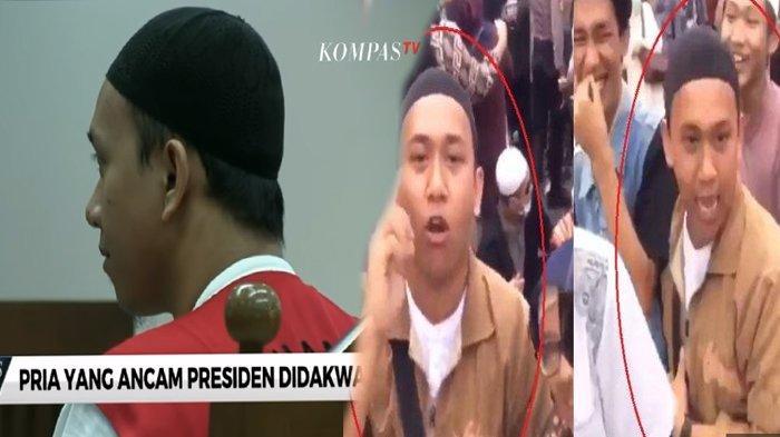 Pria yang Ancam Penggal Jokowi Didakwa Makar, Pengacara Tak Terima & Beberkan Ini: Hanya Spontanitas