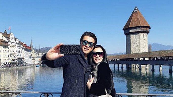 Teka-teki Harga Busana Pernikahan Syahrini, Danny Satriadi Ungkap Bak 1 Truk Pick Up Durian Montong