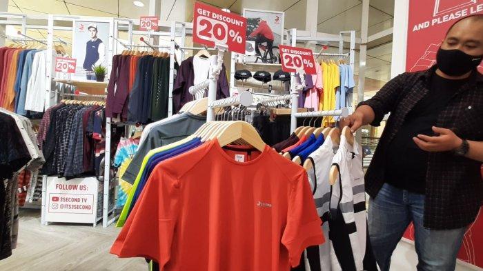 Bertahan Saat Pandemi Covid-19, Produk Lokal ini Hadir di Pusat Perbelanjaan Tangerang