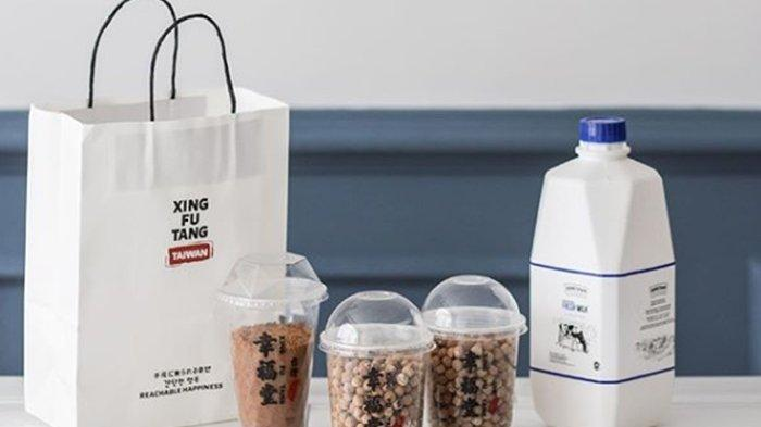 Xing Fu Tang Hadirkan Produk DIY Brown Sugar Boba Milk untuk Cicipi Kesegaran di Rumah