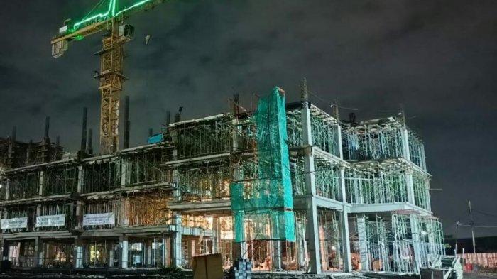 Pembangunan Kampung Susun Akuarium Dikebut, Konstruksi Struktur Bangunan Kini Capai 87,5 Persen