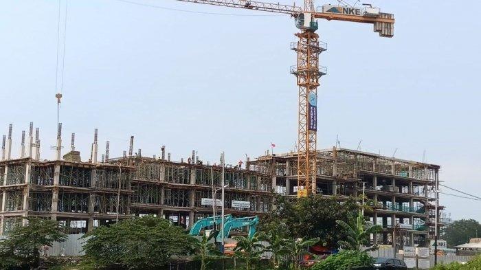 Wajah Pembangunan Kampung Susun Akuarium Sudah Rampung 50 Persen, Warga Bisa Tempati Bulan Agustus