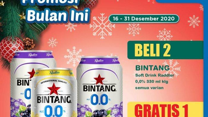 Promo terbaru Indomaret periode 23-29 Desember 2020.