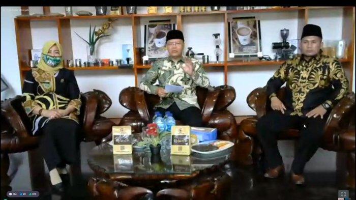 Promosi untuk milenial Bengkulu ikut Prakerja dan acara ini dibuka oleh Gubernur Bengkulu, Rohidin Mersyah.