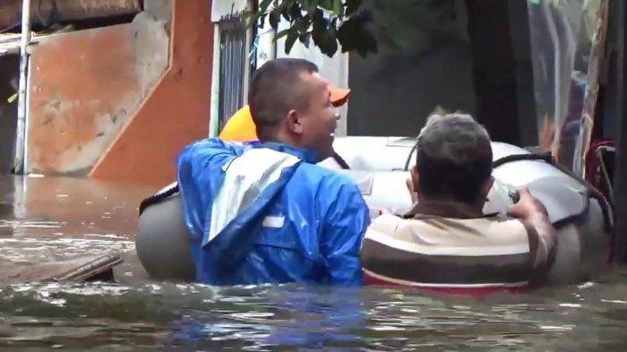 Jakarta Dikepung Banjir, Ini 7 Penyakit Harus Diwaspadai