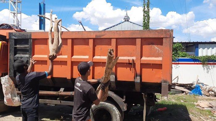 100 Ton Sampah Kali Bekasi Terangkut Selama Tiga Hari Pembersihan