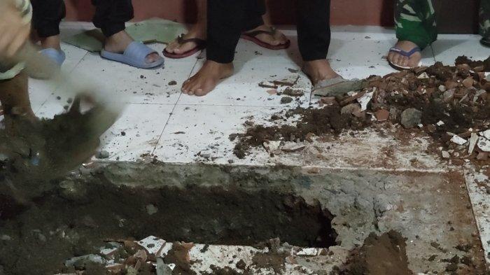 Terungkap Ciri-ciri Jasad Terkubur di Kontrakan, Penjual Bakso Pergi & Tak Serahkan Kunci ke Pemilik