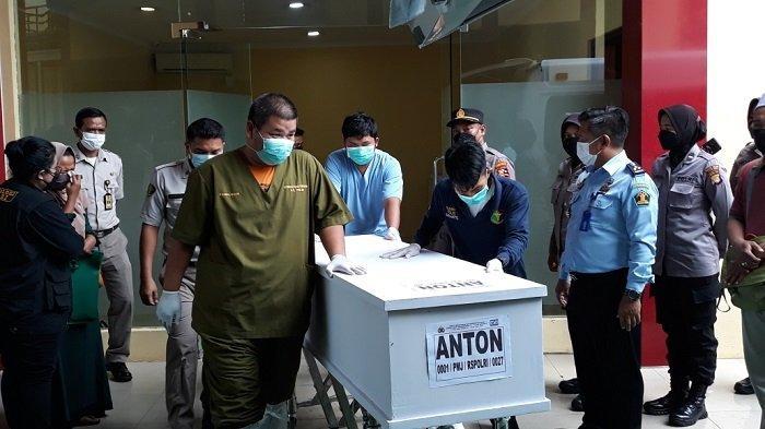 Duka Keluarga Korban Lapas Tangerang, Azizah: Almarhum Orangnya Baik
