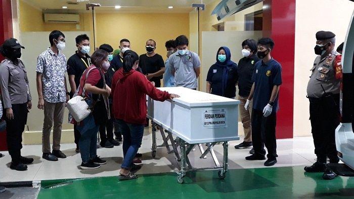 Belum Teridentifikasi, Jenazah WN Nigeria Korban Lapas Tangerang Masih di RS Polri Kramat Jati