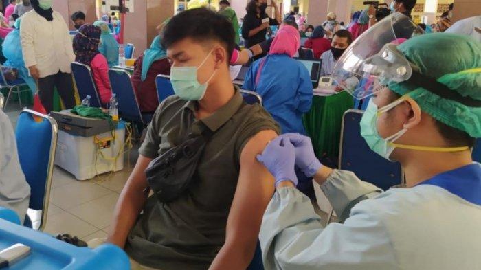Satu Bulan Berjalan Belum Juga Rampung, 8.786 Guru di Tangsel Tunggu Suntik Vaksinasi Covid-19