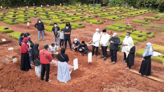 Sampai Hari Ini, 666 Jenazah Dimakamkan dengan Protokol Covid-19 di TPU Jombang