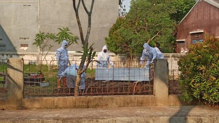 Melihat Prosesi Pemakaman Sekretaris Daerah DKI Jakarta Saefullah