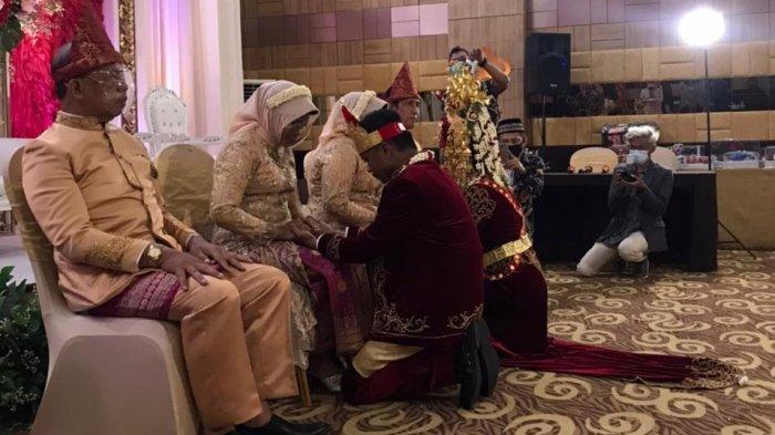 Prosesi wedding nasional oleh JS Organizer and Entertainment.