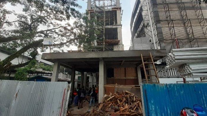Wakil Wali Kota Desak Polres Tangsel Segera Tangkap Maling Kabel Proyek Gedung Labkesda