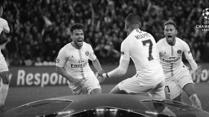 Diganjar Kartu Merah karena Pukul Kepala Pemain Marseille, Neymar Mengaku Jadi Korban Rasialis