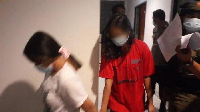 Tangis Dua Anak di Bawah Umur Pecah saat Terjaring Razia Prostitusi di Tangerang Selatan