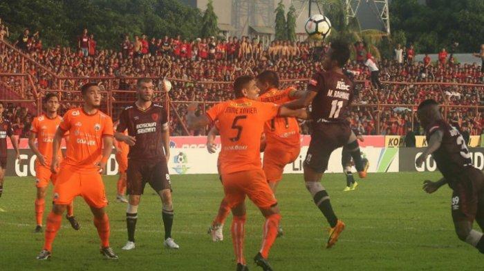 PSM Makassar Vs Persija Jakarta, Darije Kalezic Instruksikan Anak Asuhnya Aktif 90 Menit