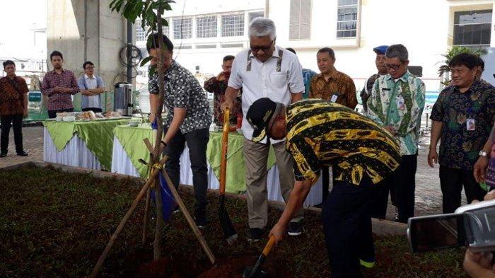 5 Hektar Area Depo LRT Kelapa Gading Diubah Jadi Lahan Hijau