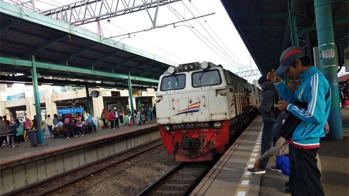 Anstisipasi Hari Buruh, KAI Lakukan Rekayasa Pola Operasi Pemberangkatan KA Stasiun Gambir