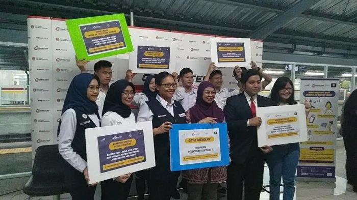 PT Kereta Commuter Indonesia Ajak Penumpang Lawan Pelecehan Seksual