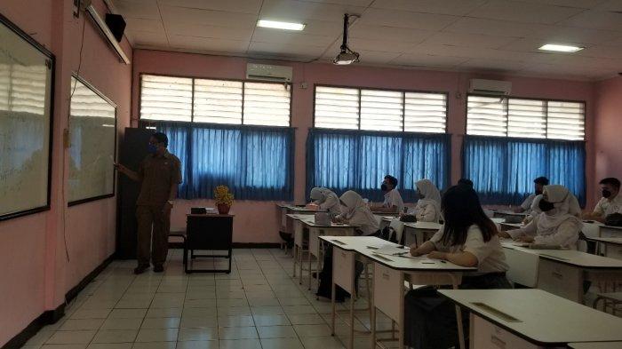 Sekolah Tatap Muka Jenjang SMP di Kota Tangerang Ditargetkan Digelar Mulai Pekan Depan