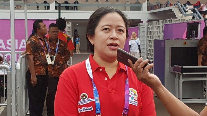 Di Balik Dua Korea Jadi Satu di Asian Games 2018, Puan Maharani Bongkar Fakta Sebenarnya