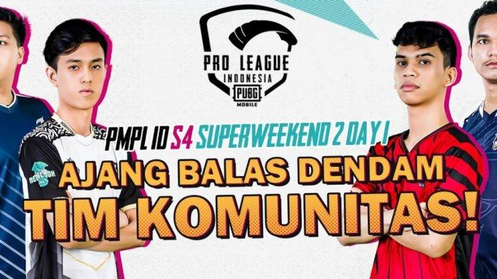 Live Streaming PUBG Mobile Pro League PMPL ID S4 Super Weekend, Persaingan Seluruh Tim Kian Panas