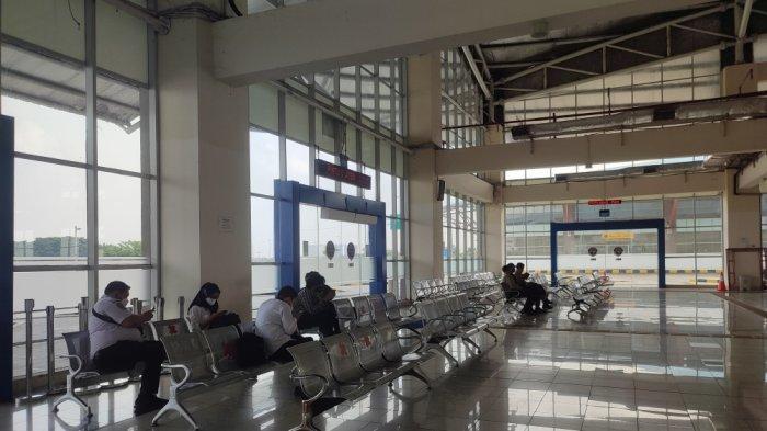 H+2 Larangan Mudik, 70 Penumpang Berangkat dari Terminal Terpadu Pulogebang