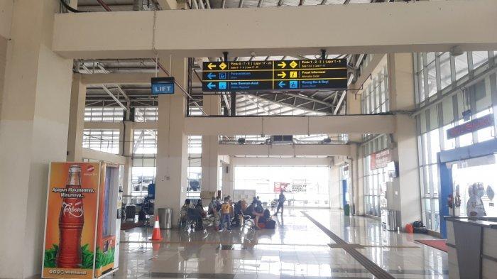 Jumlah Penumpang di Terminal Pulogebang Masih Normal Pada Awal Ramadan