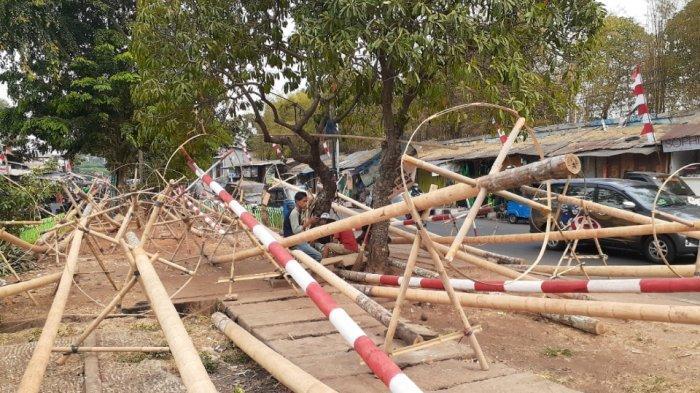 Tahun Depan, Pedagang Batang Pinang Dilarang Berjualan di Taman Manggarai