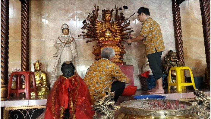 Makna Imlek Tahun Kerbau Logam 2021, Kepala Wihara Kwan In Thang: Bekerja Keras Seperti di Sawah