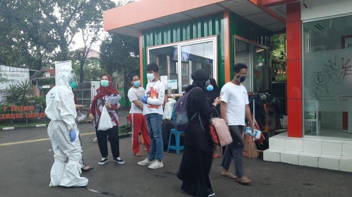 Warga Kelurahan Gedong Pasar Rebo Minta Lokasi Pembangunan Puskesmas di Tengah Permukiman