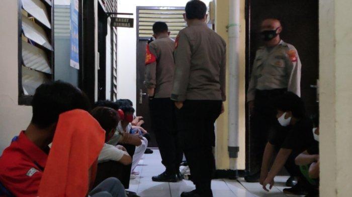 Ditanya Maksud Demo, Pelajar yang Diamankan di Depok: ''Itu Pak Demo Tentang Bus Law Itu''
