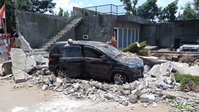 Hujan Deras dan Puting Beliung Selasa 21 September 2021 Jadi Bencana Terparah di Depok