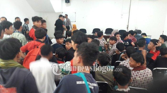 Lakukan Bolos Massal, 71 Siswa SMK Bogor Ditangkap di Banyumas, Polisi: Mereka Bohong ke Orangtua