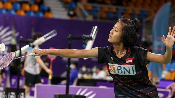 Berkenalan dengan Putri KW Pemain Muda Badminton yang Kalahkan Wakil Denmark di Sudirman Cup 2021