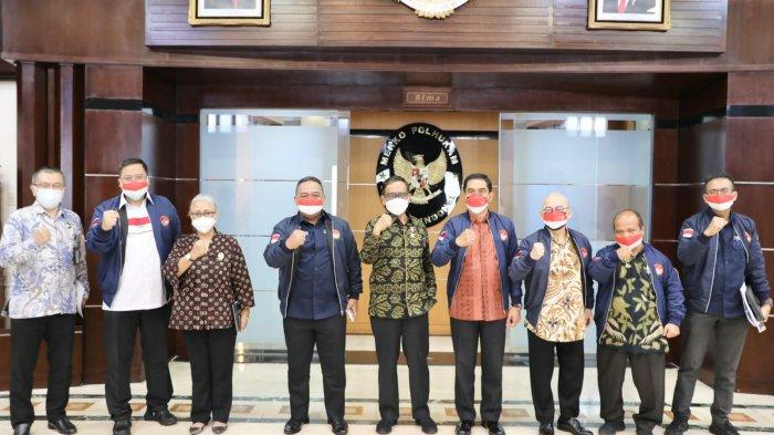 Kolaborasi Perang Total Lawan Sindikat, Kepala BP2MI Temui Menkopolhukam