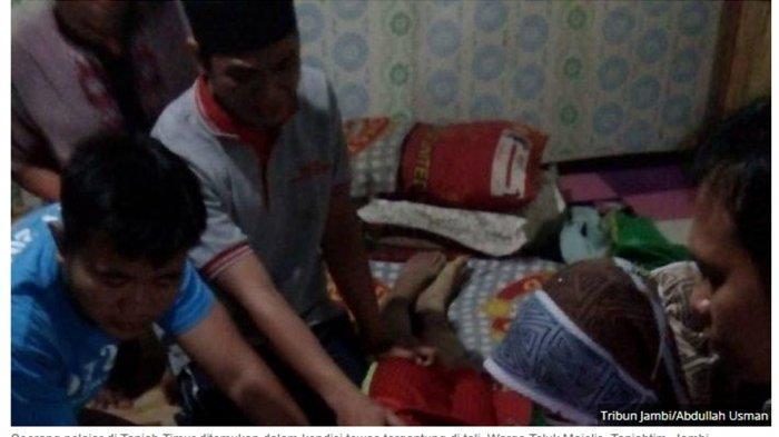 Baru Sekolah 2 Minggu Siswa SMA di Jambi Tewas Gantung Diri, Kepsek Beberkan Perilaku Korban