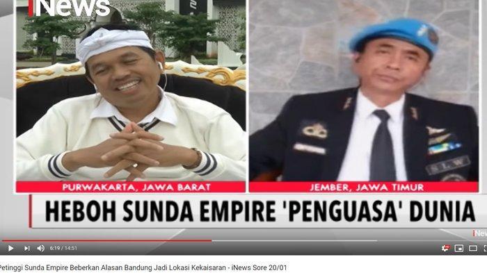 Petinggi Sunda Empire Ungkap Alasan Bandung Jadi Lokasi Kekaisaran, Dedi Mulyadi Beri Jawaban Telak