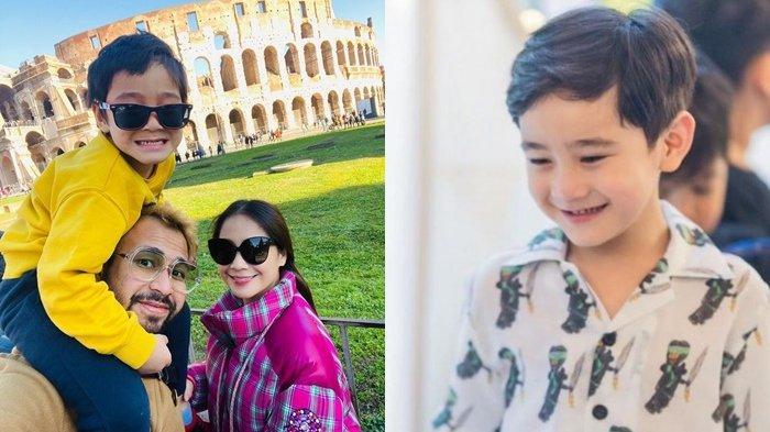 Keluarga Raffi Ahmad dan Nagita Slavina