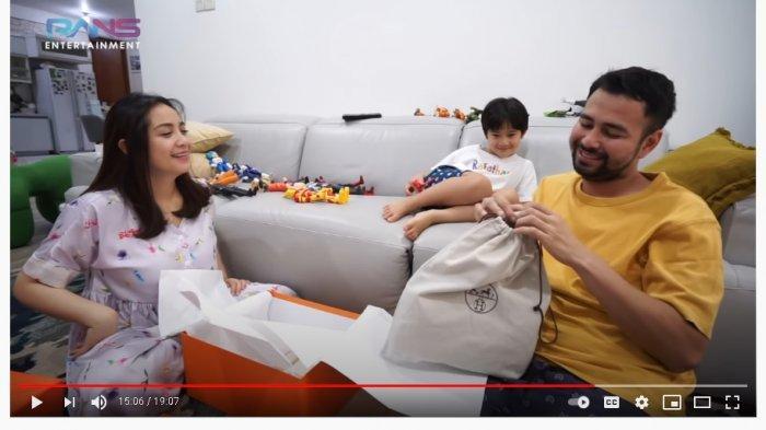 Beli Tas Mewah untuk Nagita Slavina, Raffi Ahmad Ngaku Sedang Iseng: Istri Lagi Hamil Kita Senengin