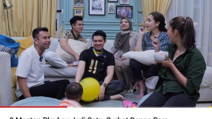 Raffi Ahmad Berseloroh Ngaku Paling Kaya Diantara Baim Wong & Irwansyah, Nagita Sontak Bereaksi Ini