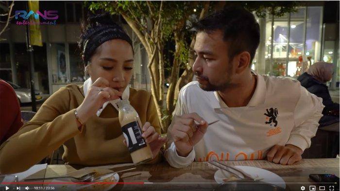 Makan Di Tempat Chef Arnold Di Australia, Raffi Ahmad Puji: Enak Banget Makanannya Gue Kasih 100