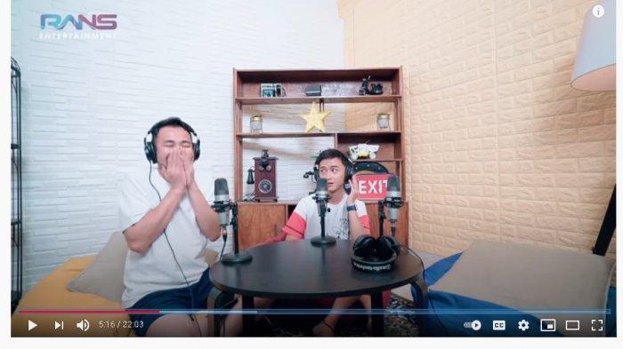 Raffi Ahmad Kaget Dengar Penghasilan Sensen Asistennya Sebulan dari Endorse: Wah Gila Lu!