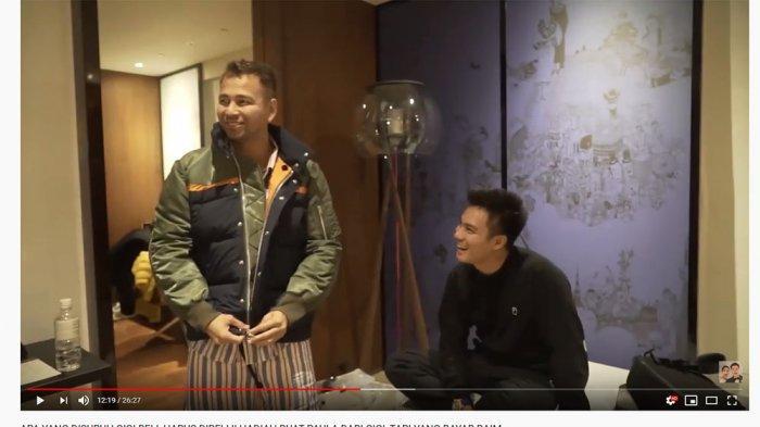 Nagita Slavina dan Baim Wong Bohongi Ayah Rafathar di Jepang, Raffi Ahmad Kegirangan: Gila Bener!