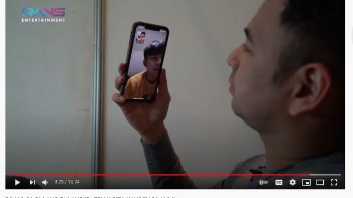Jarang Muncul di YouTube Rans, Keberadaan Dimas Diungkap Raffi Ahmad: Kapan ke Andara Lagi?