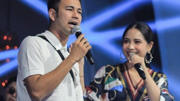 Nagita Slavina Nyanyi Lagu 50 Tahun Lagi Bareng Raffi Ahmad, Ekspresi Mama Rieta Tuai Perhatian