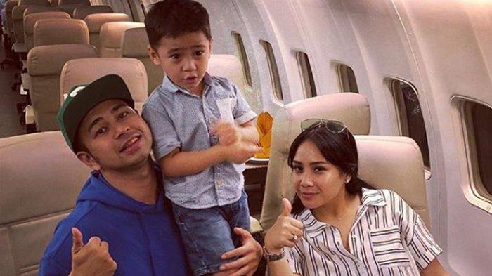 Kepanikan Raffi Ahmad dan Nagita Slavina saat Rafathar Hilang di Mall: Anak Kita Enggak Ada!