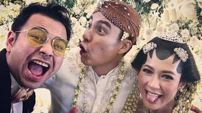 Baim Wong dan Paula Kabur Seusai Makan, Raffi Ahmad Tepuk ...